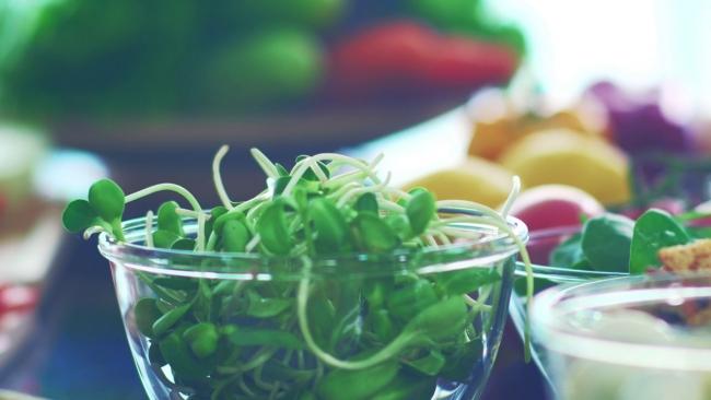 Kendisi küçük faydası büyük: Mikro yeşillikler