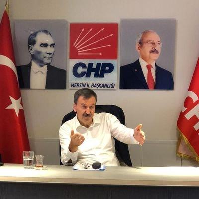 CHP İl Başkanı Adil Aktay, MGC'yi ziyaret etti
