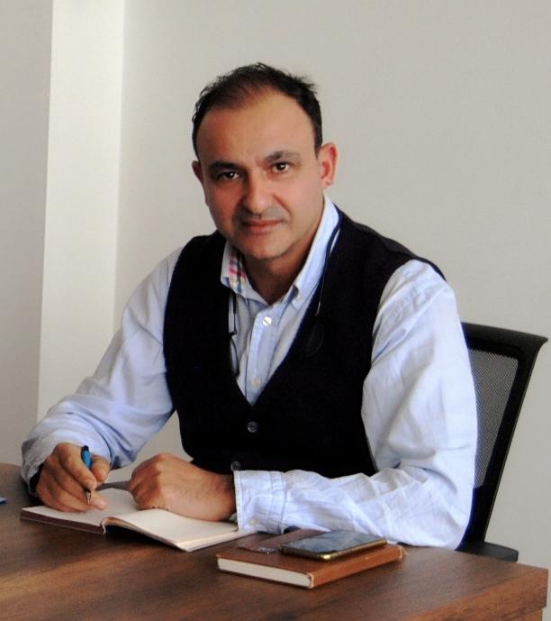 Demokrasi ve Adalet Partisi (DEVA), Mersin İl Başkanı Cenk Cenkcimeoğlu;