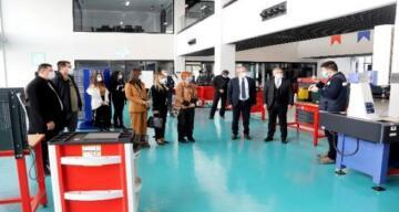 Mersin'deki 'Model Fabrika' sanayicilerin ilgisini çekiyor