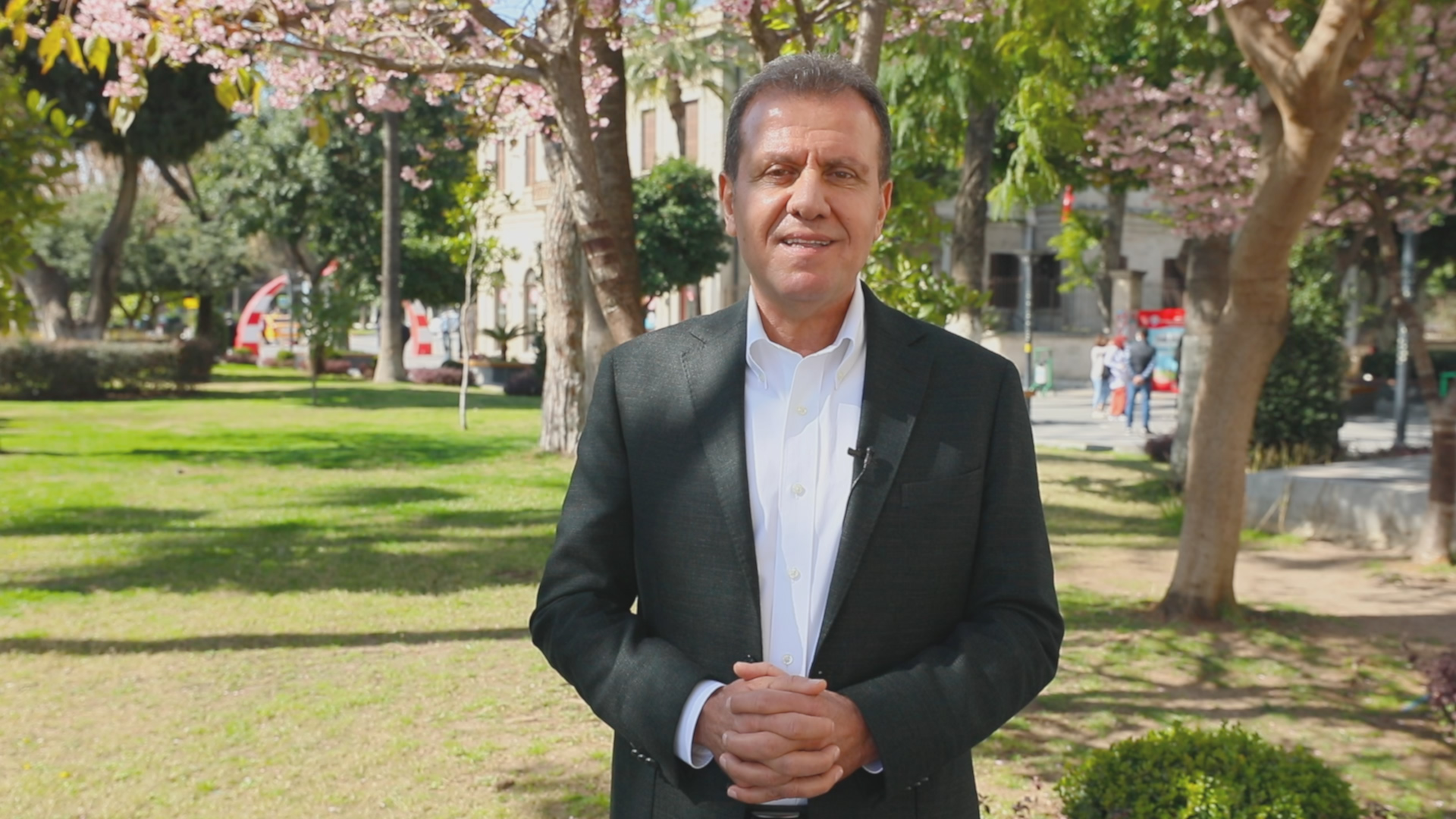 BAŞKAN SEÇER, TRAVEL TURKEY İZMİR FUARI'NDA MERSİN'İ TANITTI