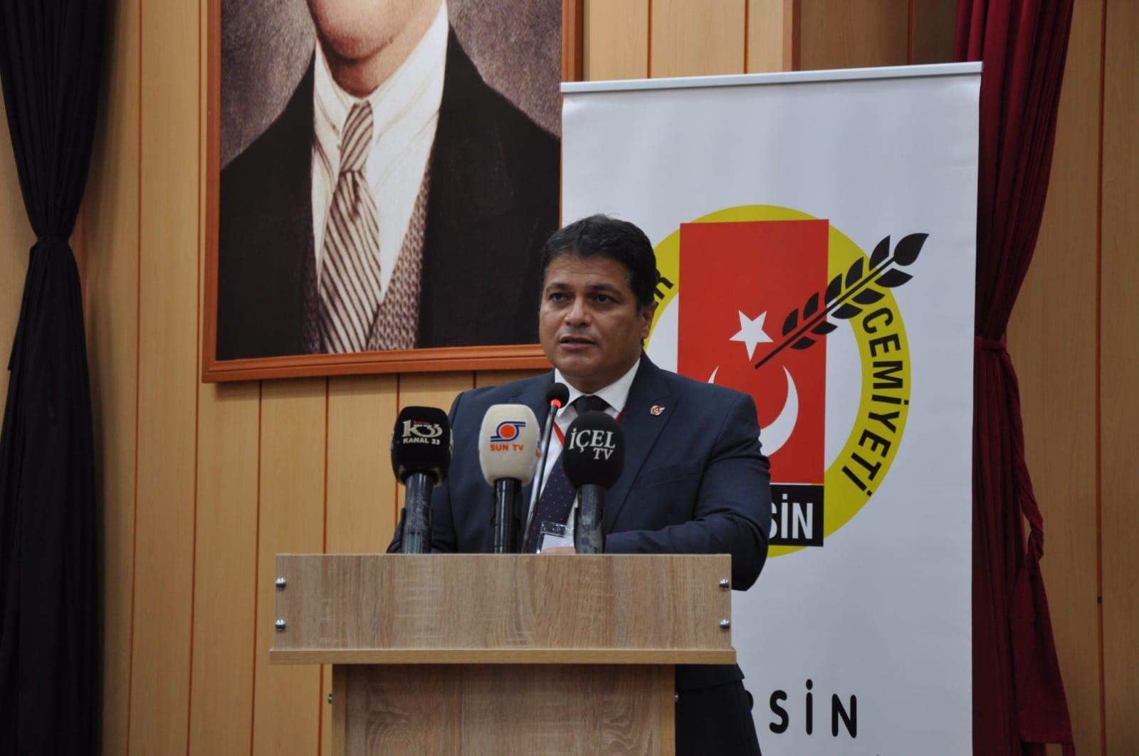 Kaya Tepe yeniden MGC Başkanı seçildi