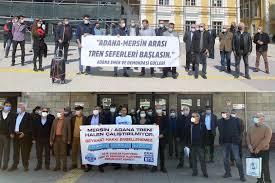 """""""TREN SEFERLERİ BAŞLATILSIN"""""""