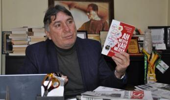 Gazeteci Ercan Güneş, basında geçen 30 yılını kitap yaptı