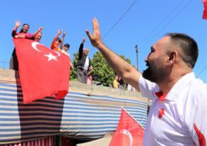 TOROSLAR'DA EVLER BAYRAM YERİ!
