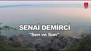 "SENAİ DEMİRCİ ""CAN KIRIĞI"""