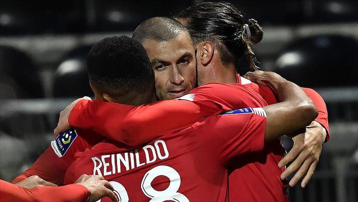 Lille, şampiyonluğa ulaştı.