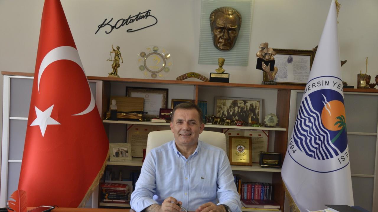 Başkan Özyiğit, 19 Mayıs'ı kutladı