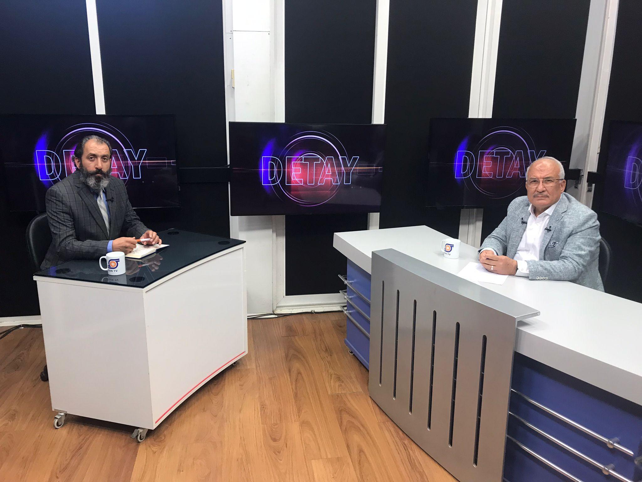 """HEDEFİMİZ İYİ PARTİ'Yİ MERSİN'DE BİRİNCİ PARTİ YAPMAK"""