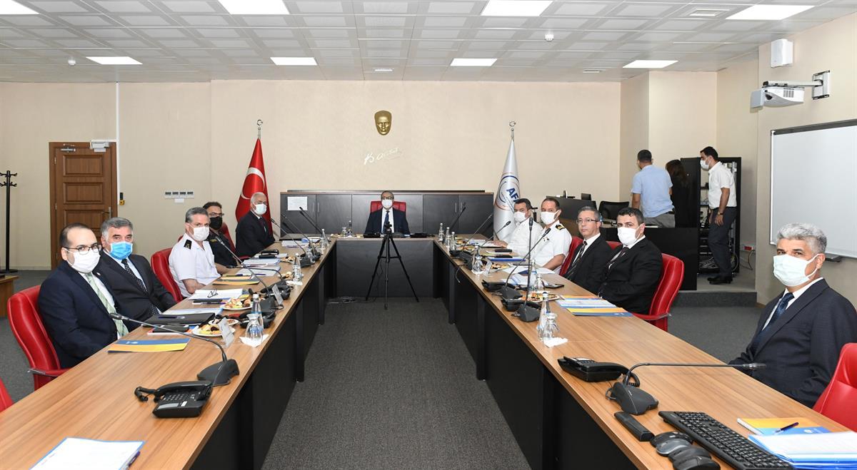 GAMER İl İzleme, Değerlendirme ve Koordinasyon Kurulu Toplantısı Gerçekleştirildi