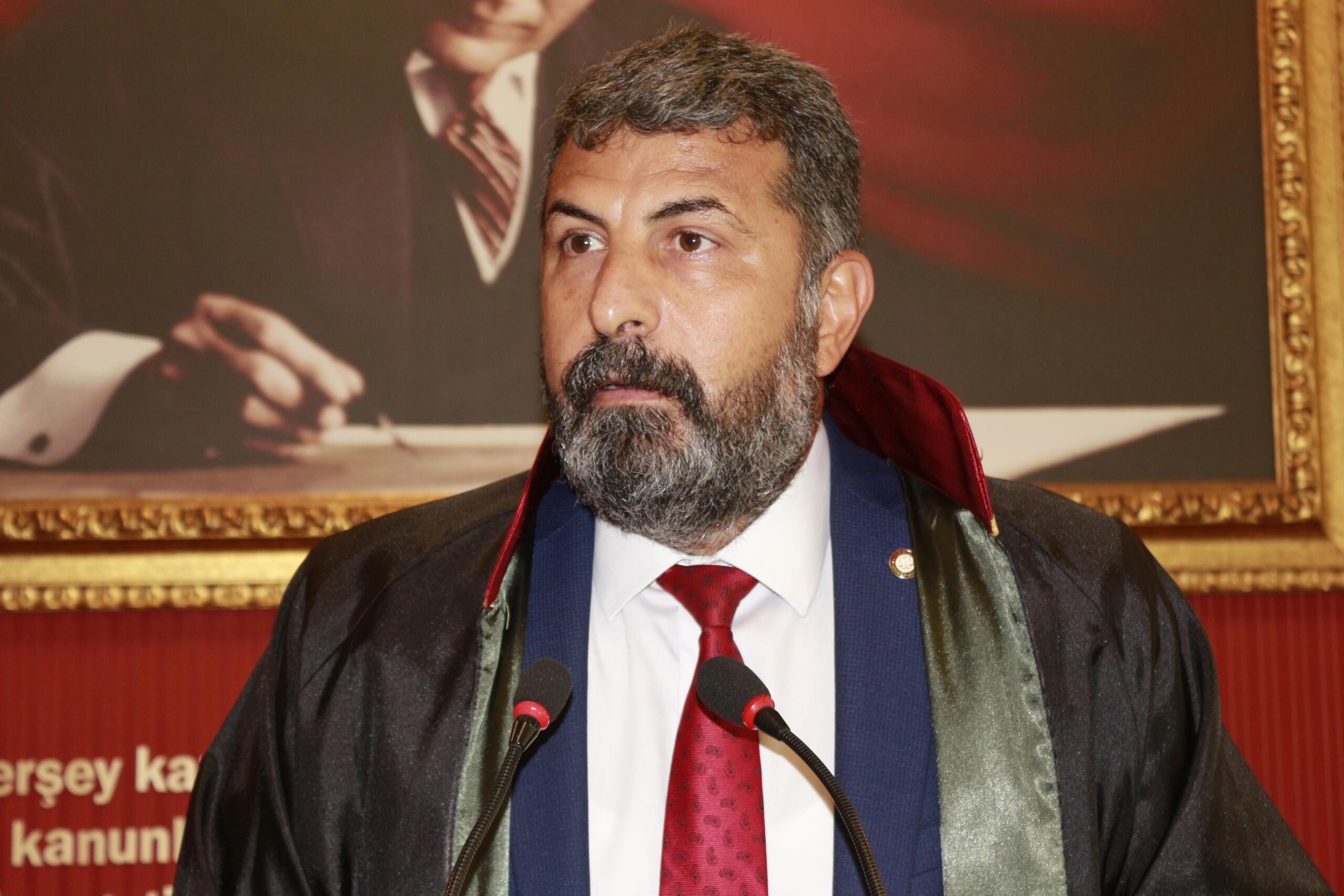 """BARO BAŞKANLARI: """"İSRAİL, SAVAŞ SUÇUNA SON VER !"""