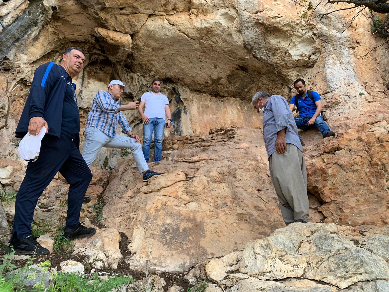 Yenişehir Belediyesi 8 bin yıllık mağara resimleri için harekete geçti