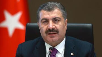 Beşiktaş'ın şampiyonluğu sonrası Sağlık Bakanı Koca'dan vatandaşlara uyarı