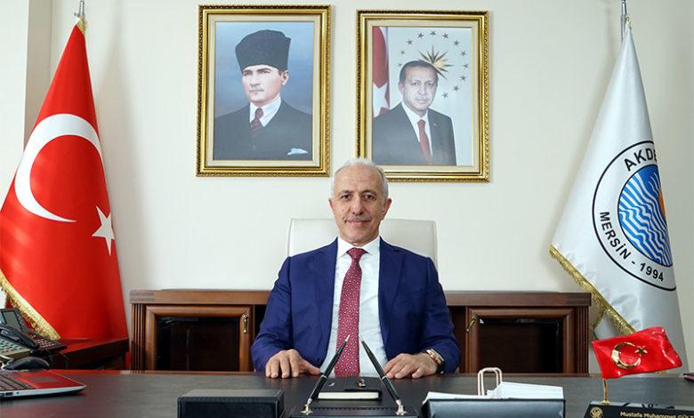 Başkan Gültak'tan Ramazan Bayramı mesajı