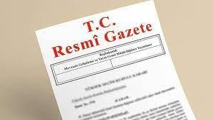 Cumhurbaşkanlığı Atama Kararları Resmi Gazete'de yayımlandı