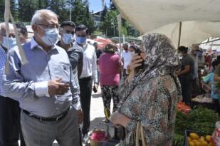 """İYİ Parti GİK Üyesi Kocamaz: """"İYİ Parti sahadan hiç çekilmeyecek"""""""
