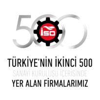 İSO İkinci 500'de 8 Mersin firması
