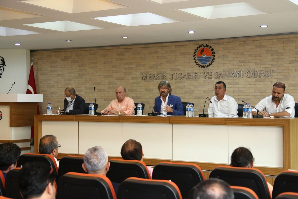 MTSO Meclisi kent sorunlarına odaklandı