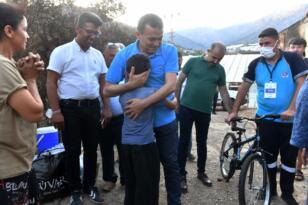 Yenişehir Belediyesi tüm imkânlarıyla yangın bölgesinde