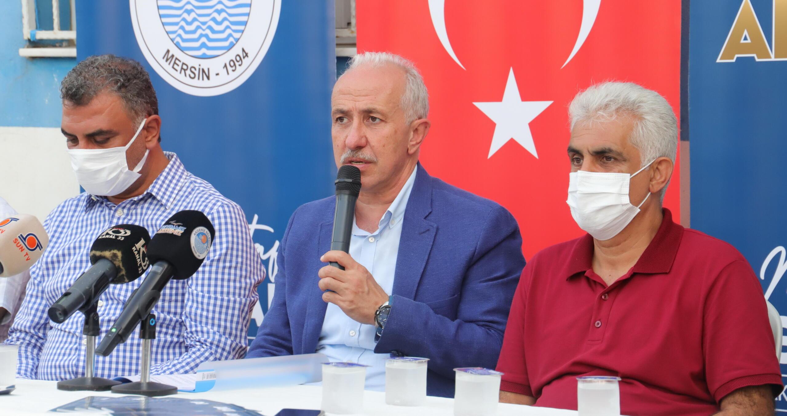 """""""GÜNDOĞDU MAHALLESİ'NE BİLİM MERKEZİ KURACAĞIZ"""""""