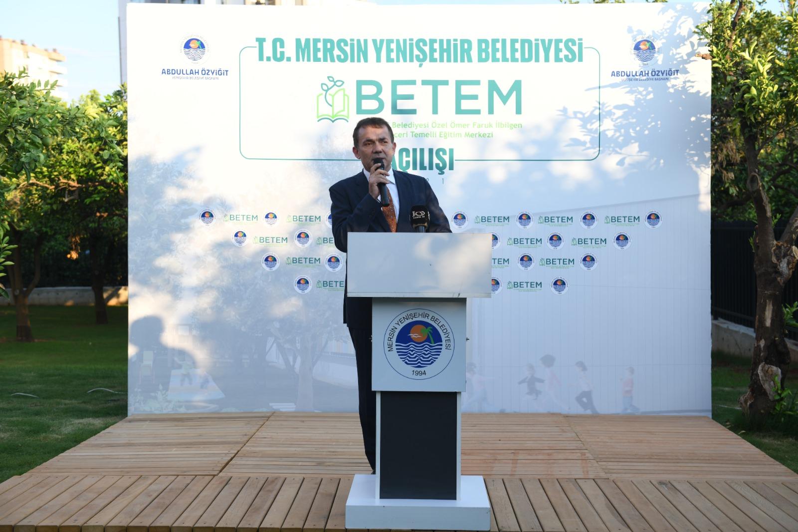 Yenişehir Belediyesi BETEM açıldı