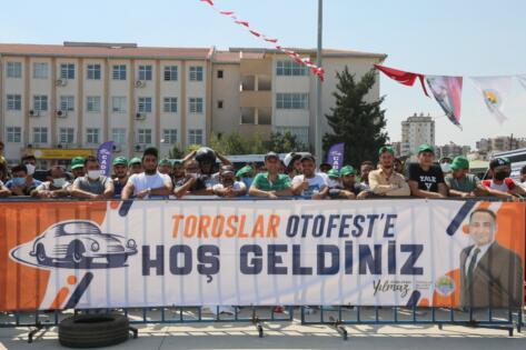 BİNLERCE MODİFİYE ARAÇ TUTKUNU TOROSLAR'DA BULUŞTU